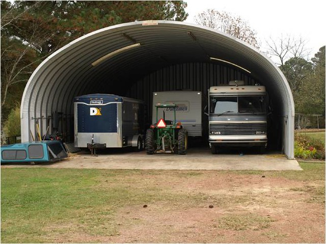 SteelMaster Metal Equipment Storage Building | S-Model Metal… | Flickr