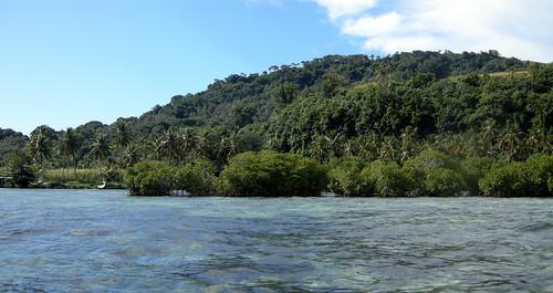ocean church island pacific mangrove weno chuuk federatedstatesofmicronesia truklagoon