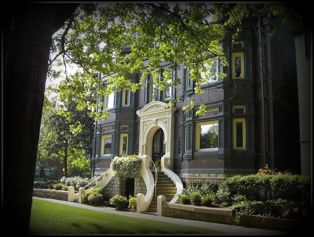 Old Louisville Mansion ~ KY ~  French Renaissance Chateauesque #1