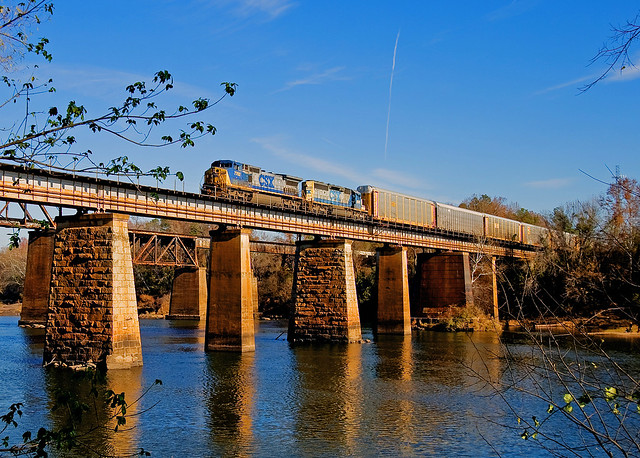 CSX Over the Congaree