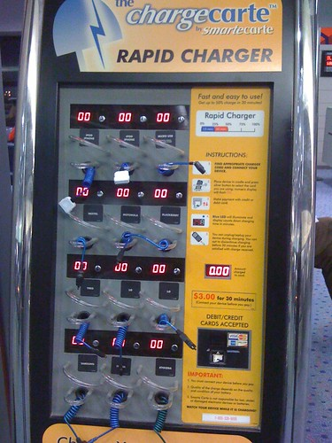 rapid charger at Cincinnati airport | by tvol
