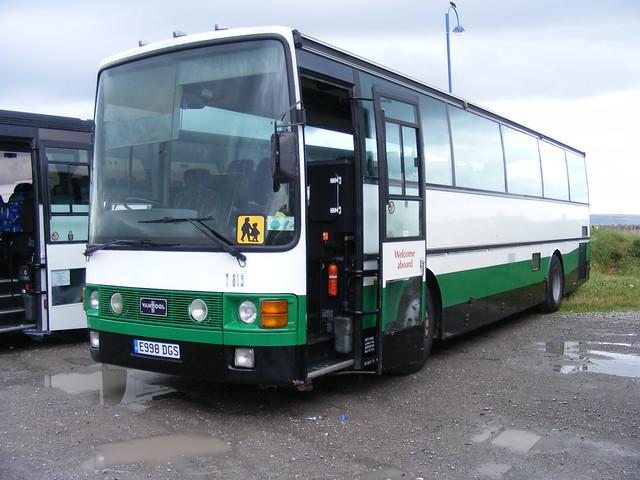 REES-COACHES E998DGS