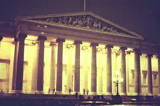 //15/3c/311/1f - THE BRITISH MUSEUM, LONDON 1987