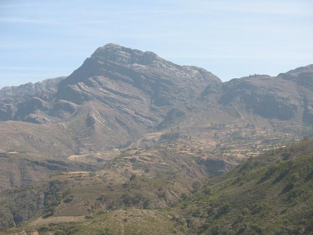 Cerro Obispo, Sucre (2007)