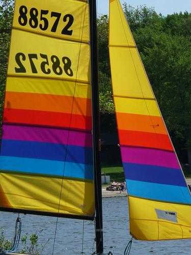 sunlight sailboat boats boat flickr sailing connecticut ct catamaran boating morris sailboats 2009 bantamlake blyc summer2009 reinalasol morrisct
