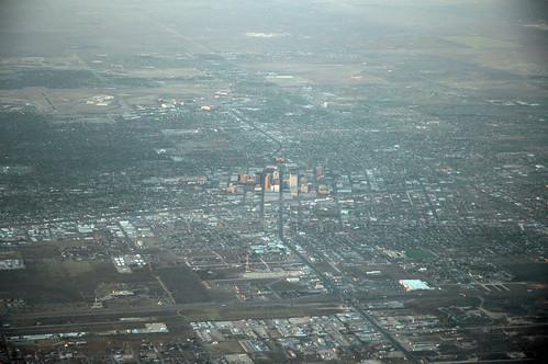 texas midland midlandcounty aerial city view