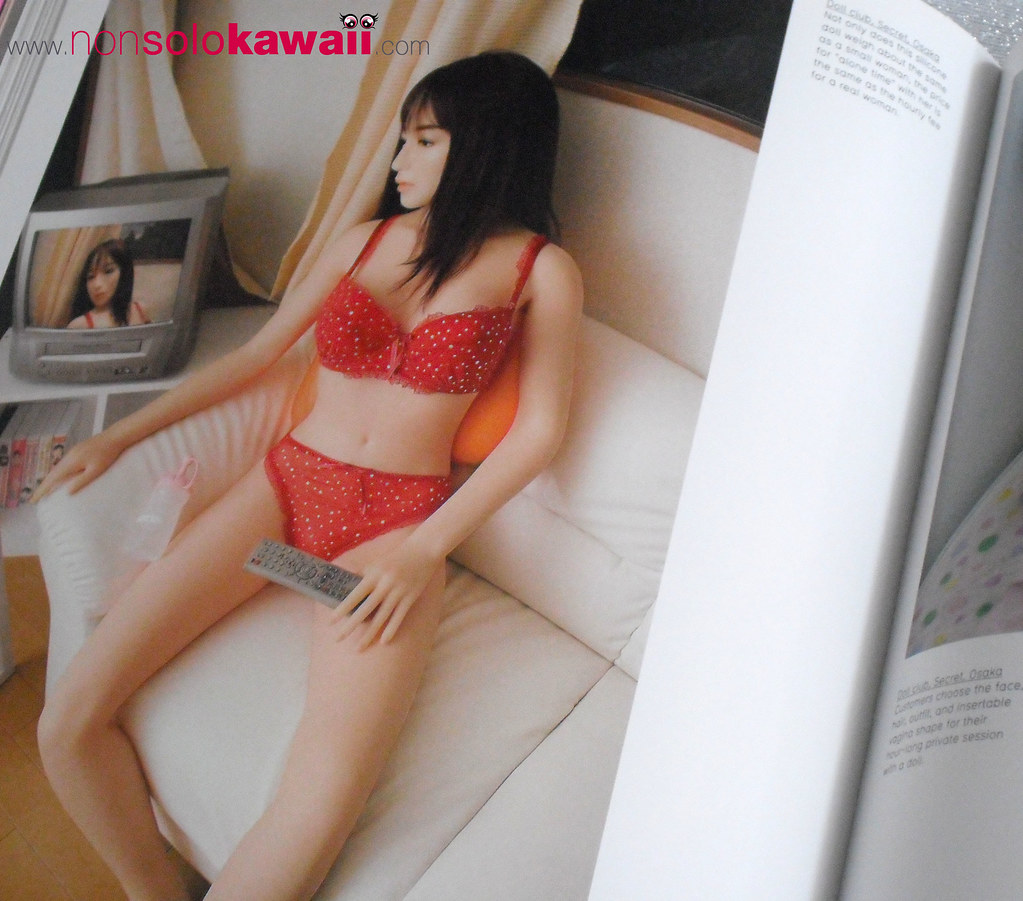 Box club inside japans pink sex