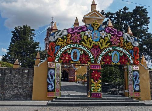 O13 Iglesia de San Francisco Acatepec