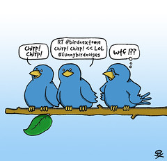 twitter bird in real life | by scott_hampson