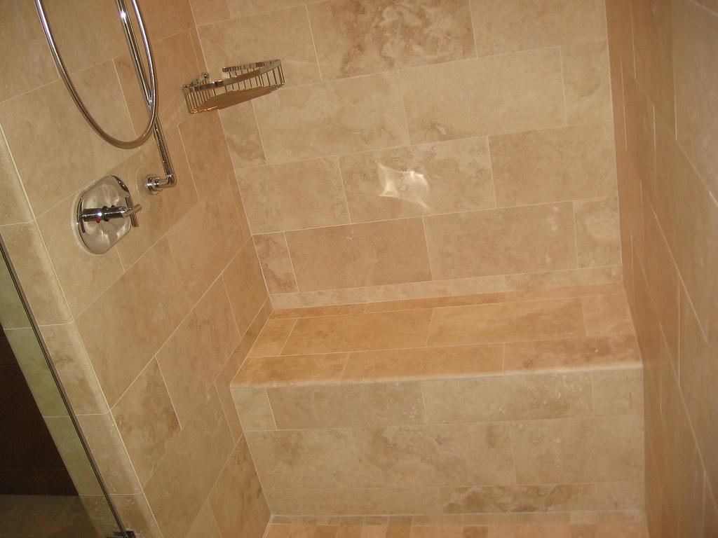 Outstanding Shower Bench Seat Todd King Flickr Inzonedesignstudio Interior Chair Design Inzonedesignstudiocom