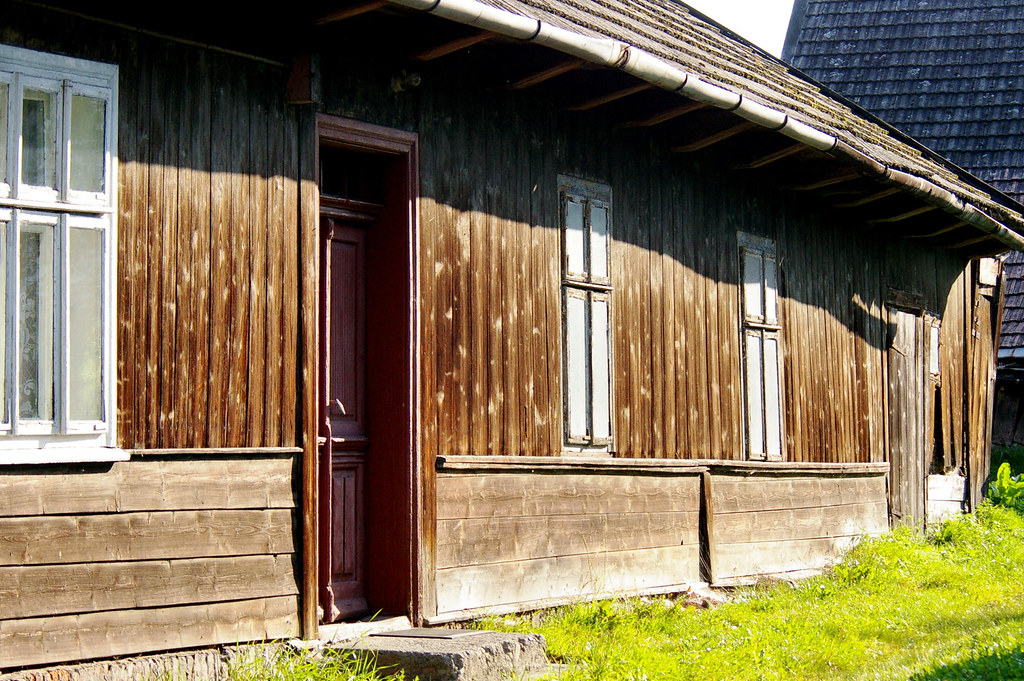 Stary dom / Old house