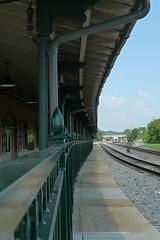 Bristol Depot Railing