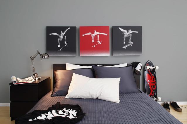 Canvas-interior-design