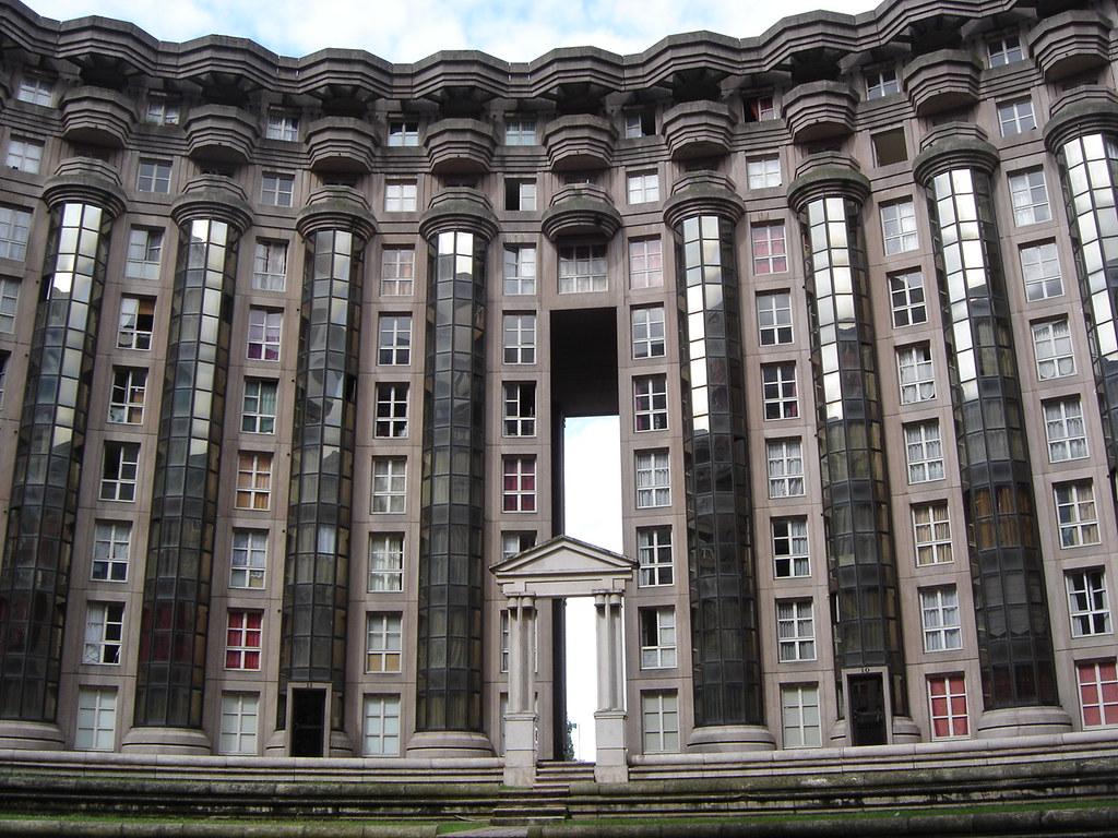 Noisy Le Grand Architecture noisy-le-grand: les espaces d'abraxas - a photo on flickriver