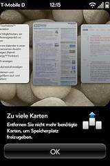 Das Ende des Pre-Multitaskings: 12 offene Apps/Karten (darunter 5 Webseiten)   by fscklog