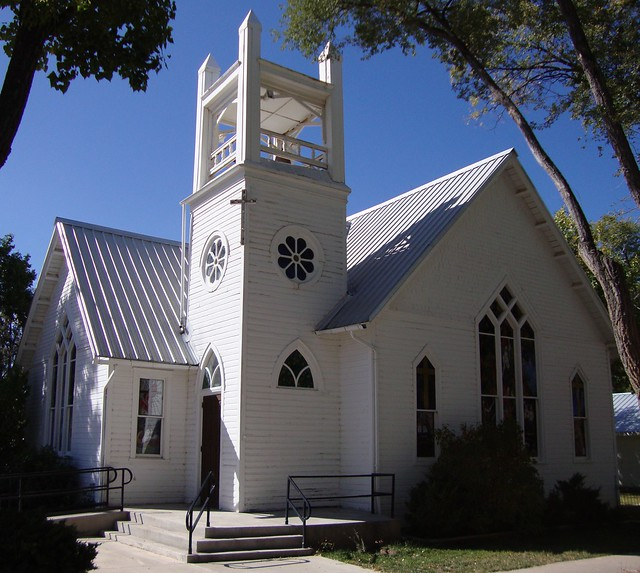United Methodist Church (Estancia, New Mexico)