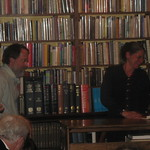 Launch of Robyn Sarah's Little Eurekas and Eric Ormsby's Time's Covenant at the Word Bookstore