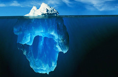 Iceberg: Photoshop power | by pere