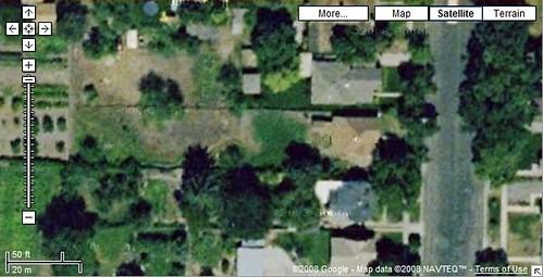 house utah map logan satelliteimage satellitemap earthmap cachecountyutah