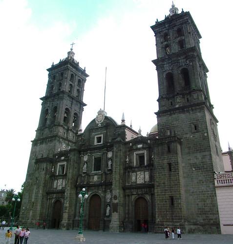 Catedral . Puebla