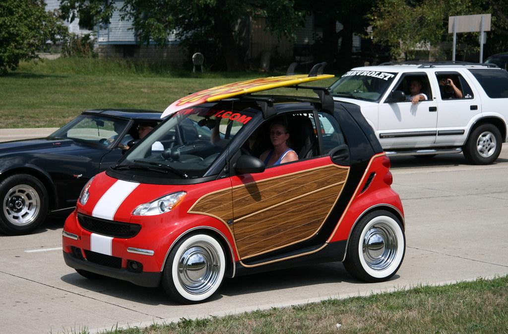 Custom Smart Car >> Custom Smart Car Surfin Usa Smart Car At The Woodward Drea