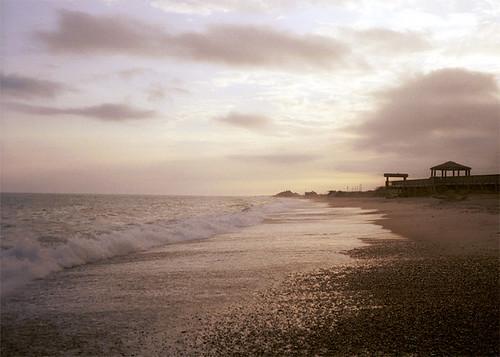ri sunset beach nature water sand newengland charlestown roadisland