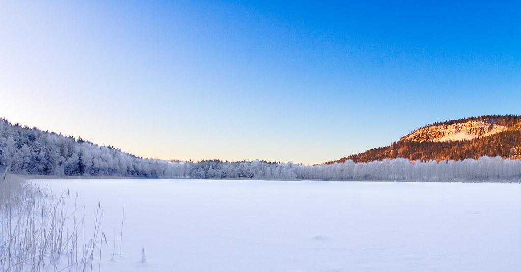 Kald morgen 2: Dælivann by Oddne Rasmussen