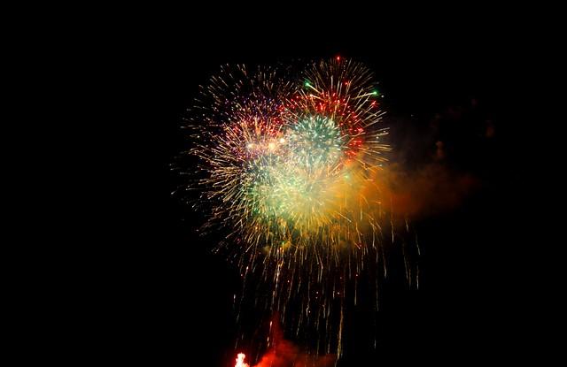 Fireworks - #3341
