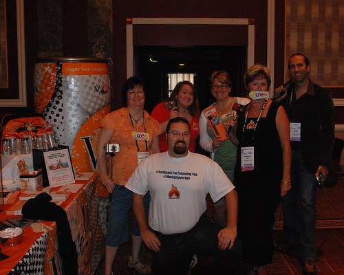 The IZEA Peeps at Affiliate Summit East | by BenSpark