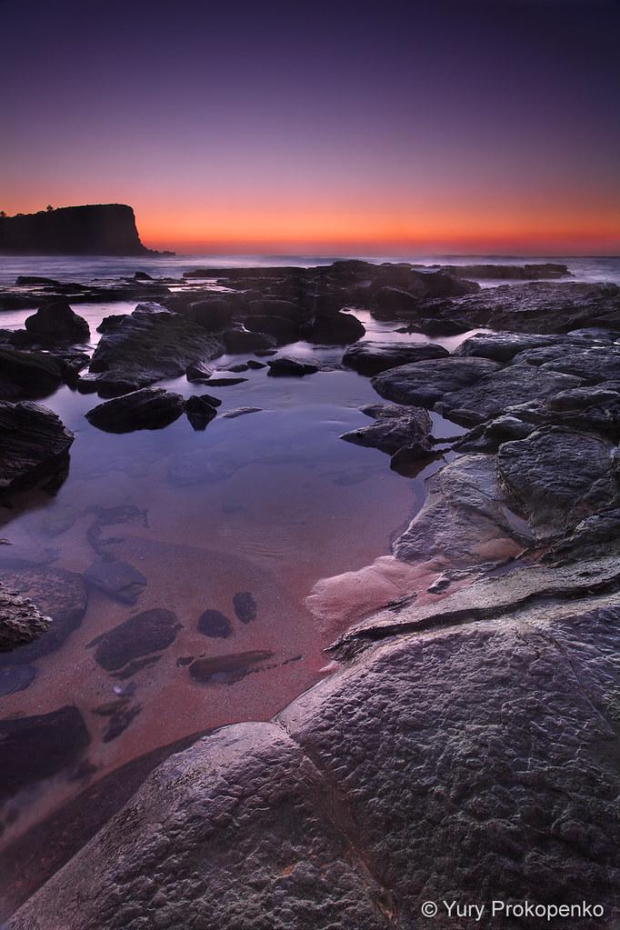 Calm Morning | Avalon Beach, Sydney, Australia by -yury-