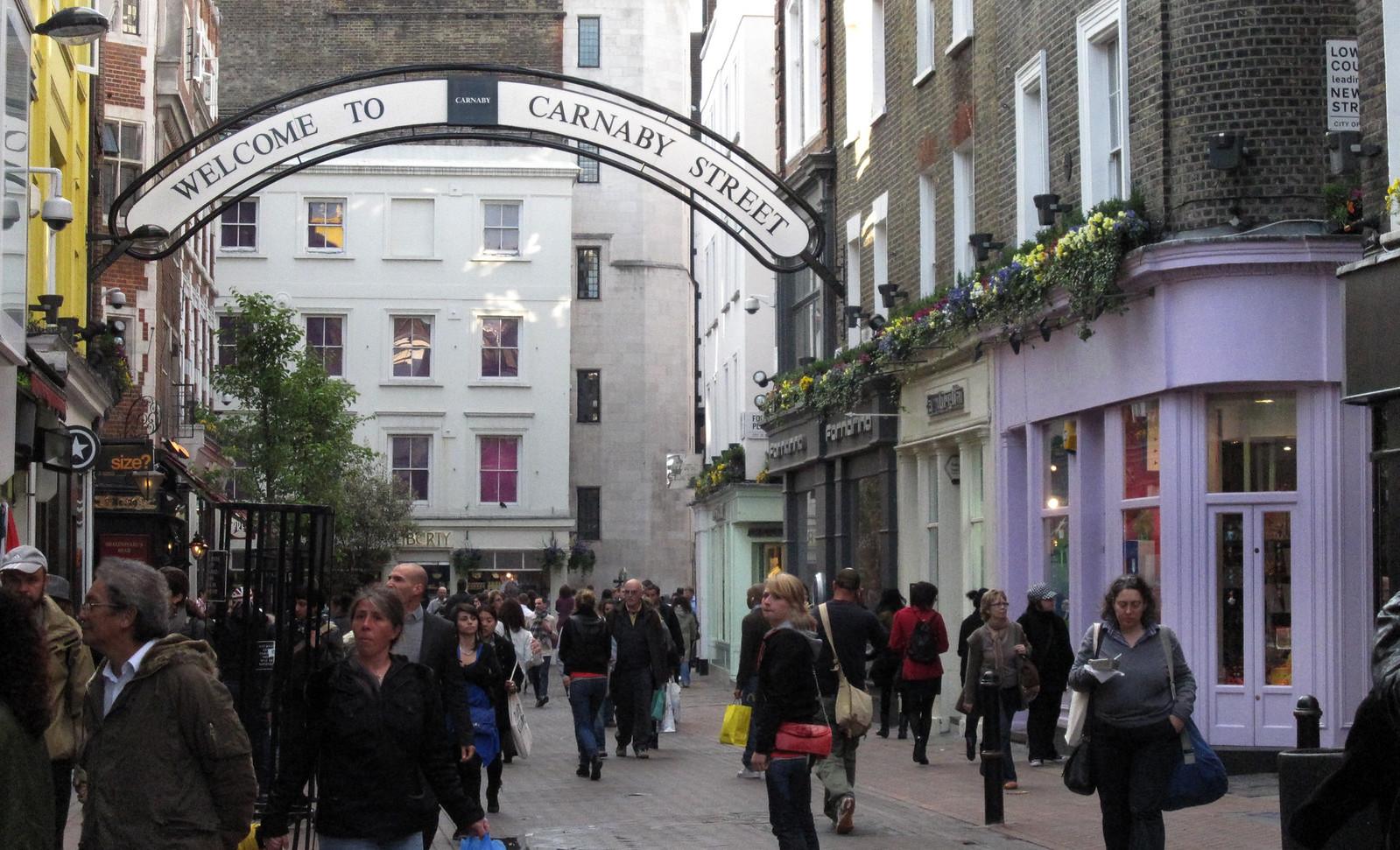 London 301 Carnaby Street