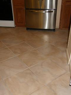 After Tuscan Kitchen Floor Impressive Restorations Concrete Resurfacing Flickr