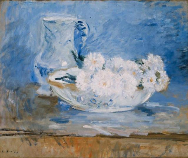 Berthe Morisot:  Daisies