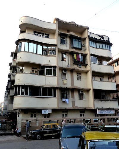 Mohn Mansion - Bombay Art Deco