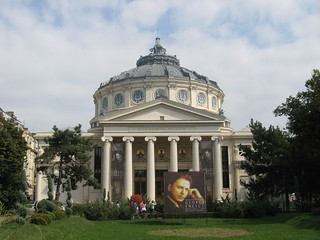 Romanian Athenaeum | by dungodung