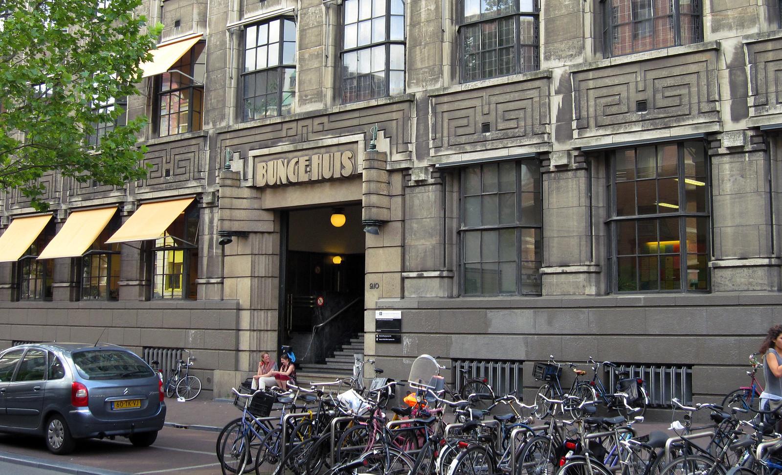 Amsterdam 321 BUNGEHUIS