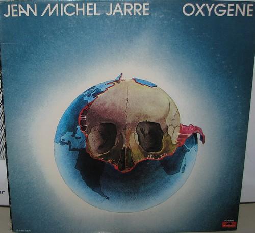 Jean-Michel Jarre - Oxygène (1976)