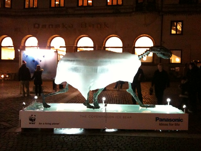 Copenhagen Ice bear