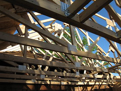 8 June - more trusses