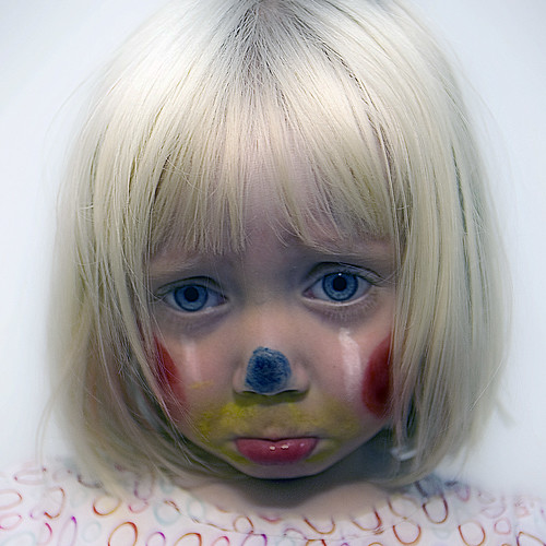 Sad Clown by ::big daddy k::