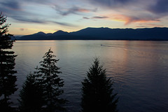 Pend Oreille Sunset | by Stephen A. Wolfe