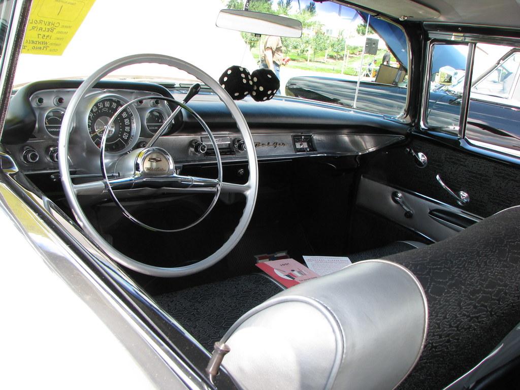 1957 Chevrolet Bel Air Interior Geognerd Flickr