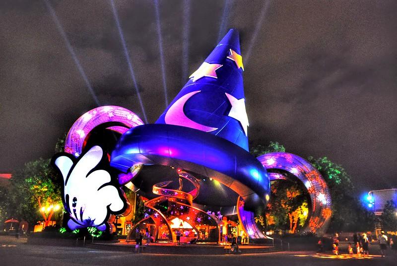 Disney World July 09
