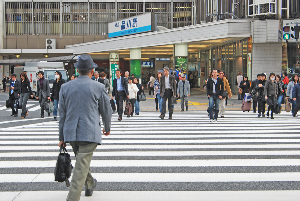 Shinagawa Station – Japan