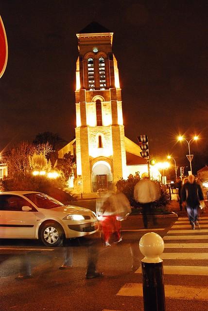 2 - 1er décembre 2009 Créteil-Eglise Carrefour