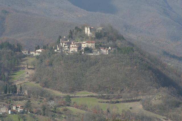 Caprese Michelangelo in March 2009