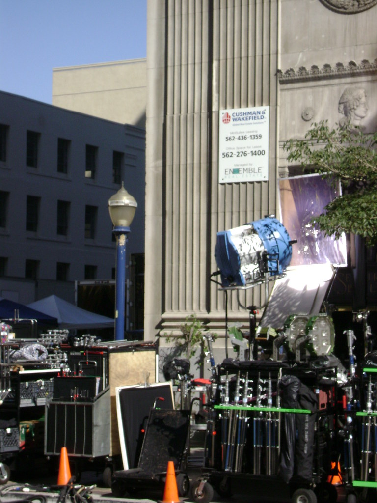 Filming equipment | For the last week, Paramount Pictures ha… | Flickr