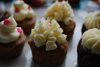 Mini Cupcake Selection | by M_tohappyvegans