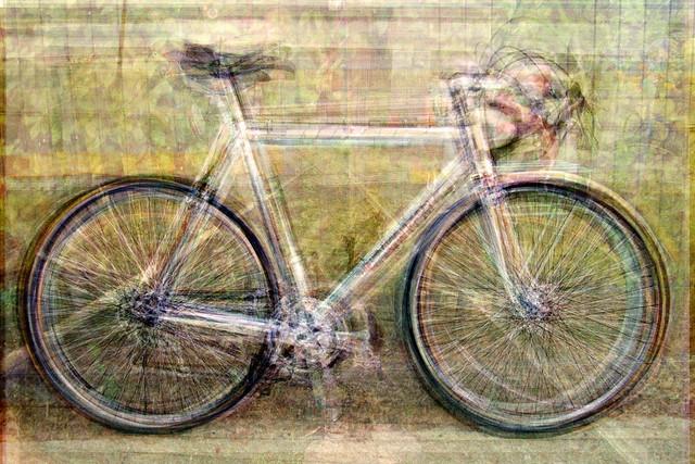 White Road Bikes