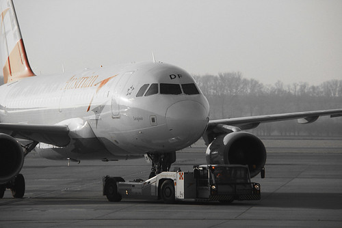 "Austrian Airlines Airbus 319 ""Sarajevo""   by whereisemil"